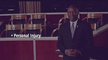 Ben Crump Law TV Spot, 'Not Just Any Lawyer' - Thumbnail 3