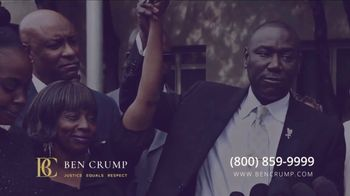 Ben Crump Law TV Spot, 'Not Just Any Lawyer' - Thumbnail 6