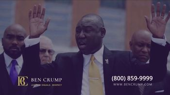 Ben Crump Law TV Spot, 'Not Just Any Lawyer'