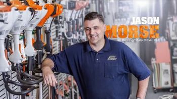 STIHL TV Spot, 'Real People: FS 38 and Hedge Trimmer' - Thumbnail 3