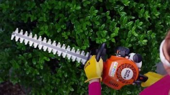 STIHL TV Spot, 'Real People: FS 38 and Hedge Trimmer' - Thumbnail 6