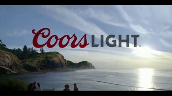 Coors Light TV Spot, 'Rocky Coast EL' - Thumbnail 9