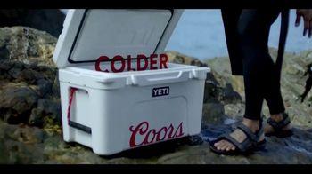 Coors Light TV Spot, 'Rocky Coast EL'
