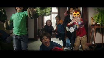 Ziploc TV Spot, 'Marvel Avengers: Playtime Domination'