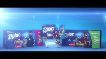 Ziploc TV Spot, 'Marvel Avengers: Playtime Domination' - Thumbnail 7