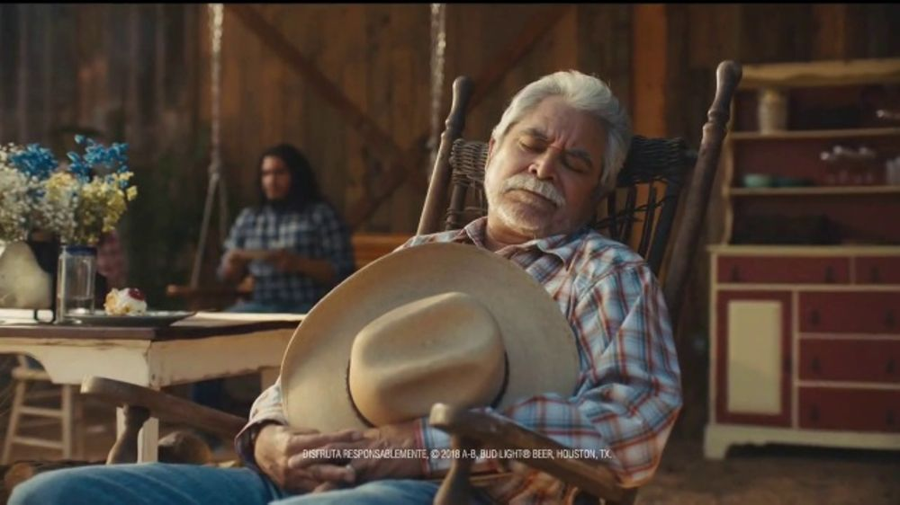 Bud light tv commercial hecho en tejas ispot aloadofball Choice Image
