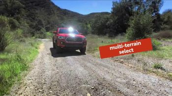 Toyota Thrill to Drive Sales Event TV Spot, 'Explore Somewhere New' [T2] - Thumbnail 4