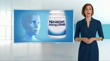 Nasacort Allergy 24HR TV Spot, 'Kickboxing'