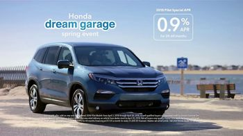 Honda Dream Garage Spring Event TV Spot, 'Spring Is in the Air' [T2] - Thumbnail 9