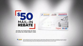 National Tire & Battery Big Brands Bonus Month TV Spot, 'Michelin Rebate' - Thumbnail 6