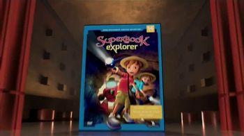 Superbook Explorer Volume 14 Home Entertainment TV Spot - Thumbnail 4