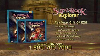 Superbook Explorer Volume 14 Home Entertainment TV Spot - Thumbnail 5
