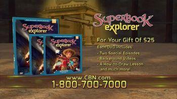 Superbook Explorer Volume 14 Home Entertainment TV Spot - Thumbnail 6