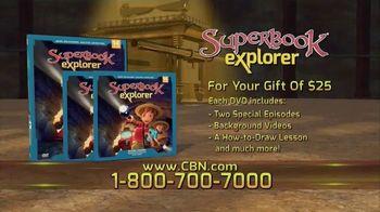 Superbook Explorer Volume 14 Home Entertainment TV Spot - Thumbnail 7