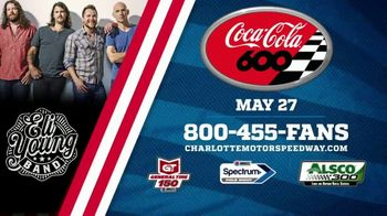 2018 Coca-Cola 600 TV Spot, 'Salute Our Troops' Song by Eli Young Band - Thumbnail 9
