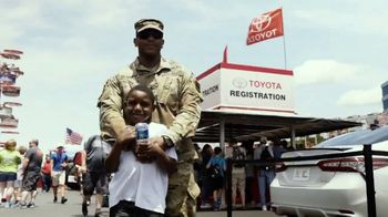 2018 Coca-Cola 600 TV Spot, 'Salute Our Troops' Song by Eli Young Band - Thumbnail 2