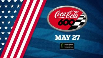 2018 Coca-Cola 600 TV Spot, 'Salute Our Troops' Song by Eli Young Band - Thumbnail 5