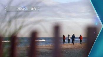 Pure Michigan TV Spot, 'Why Go?: Longest Freshwater Coastline' - Thumbnail 4