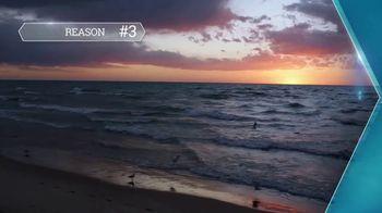 Pure Michigan TV Spot, 'Why Go?: Longest Freshwater Coastline' - Thumbnail 5