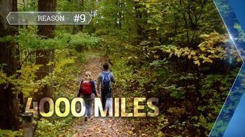 Pure Michigan TV Spot, 'Why Go?: Longest Freshwater Coastline' - Thumbnail 7