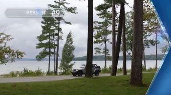 Pure Michigan TV Spot, 'Why Go?: Longest Freshwater Coastline' - Thumbnail 8