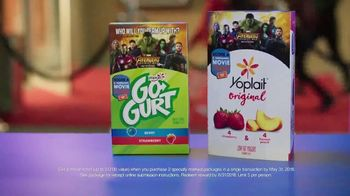 Yoplait TV Spot, 'Avengers: Infinity War: Specially Marked Boxes' - Thumbnail 8