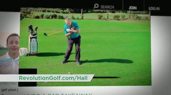 Revolution Golf TV Spot, 'The Most Important Skill' Featuring Martin Hall - Thumbnail 6