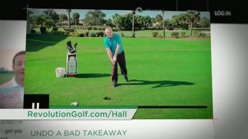 Revolution Golf TV Spot, 'The Most Important Skill' Featuring Martin Hall - Thumbnail 7