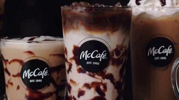 McDonald's Iced Turtle Macchiato TV Spot, 'Umbrella Shop' - Thumbnail 9