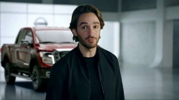 Nissan TV Spot, \'Working Smarter, Playing Harder\' [T2]