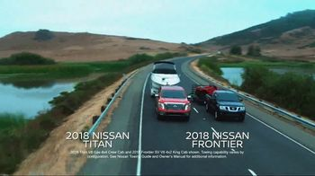 Nissan TV Spot, 'Working Smarter, Playing Harder' [T2] - Thumbnail 3