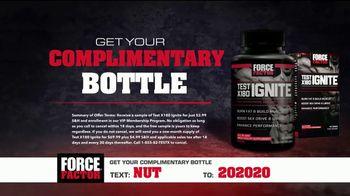 Force Factor Test X180 Ignite TV Spot, 'Man Up, America: Walmart' - Thumbnail 6