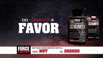Force Factor Test X180 Ignite TV Spot, 'Man Up, America: Walmart' - Thumbnail 5