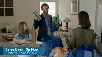 American Standard Set the Standard Sales Event TV Spot, 'Real Problems' - Thumbnail 5