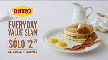 Denny's Everyday Value Slam TV Spot, '¿Importa el nombre?' [Spanish] - Thumbnail 8