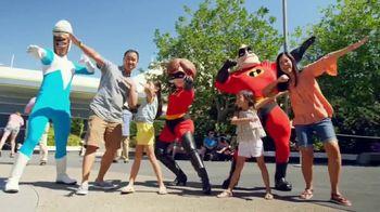 Walt Disney World TV Spot, 'Disney Channel: Incredible Summer' - 205 commercial airings