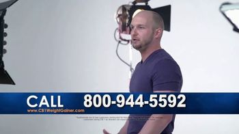 CB-1 Weight Gainer TV Spot, 'Super Pumped'