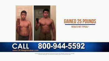 CB-1 Weight Gainer TV Spot, 'Super Pumped' - Thumbnail 4