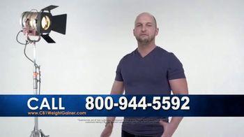 CB-1 Weight Gainer TV Spot, 'Super Pumped' - Thumbnail 5