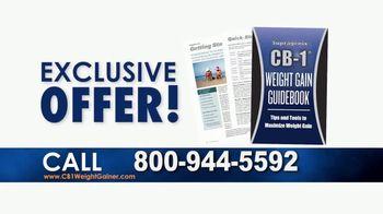 CB-1 Weight Gainer TV Spot, 'Super Pumped' - Thumbnail 6