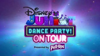 Disney Junior Dance Party! On Tour TV Spot, 'Make Some Noise' - 743 commercial airings