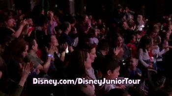 Disney Junior Dance Party! On Tour TV Spot, 'Make Some Noise' - Thumbnail 9