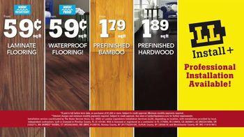 Lumber Liquidators TV Spot, 'Customer Favorites: Up to 40 Percent Off' - Thumbnail 9