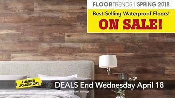 Lumber Liquidators TV Spot, 'Customer Favorites: Up to 40 Percent Off' - Thumbnail 5