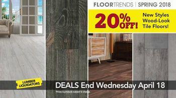 Lumber Liquidators TV Spot, 'Customer Favorites: Up to 40 Percent Off' - Thumbnail 6