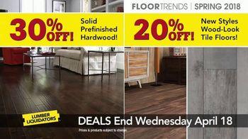 Lumber Liquidators TV Spot, 'Customer Favorites: Up to 40 Percent Off' - Thumbnail 7