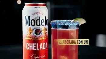 Modelo Chelada TV Spot, 'El modelo para todas las otras cheladas' [Spanish] - Thumbnail 10