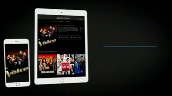 XFINITY Stream App TV Spot, 'NBC: Tearing Up' Featuring Kelly Clarkson - Thumbnail 9