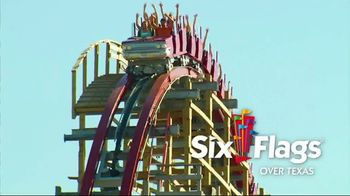 Six Flags Texas Combo Passes TV Spot, 'Go Big All Year' - Thumbnail 1