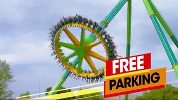 Six Flags Texas Combo Passes TV Spot, 'Go Big All Year' - Thumbnail 9